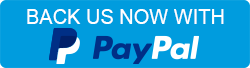 Back us with PayPal