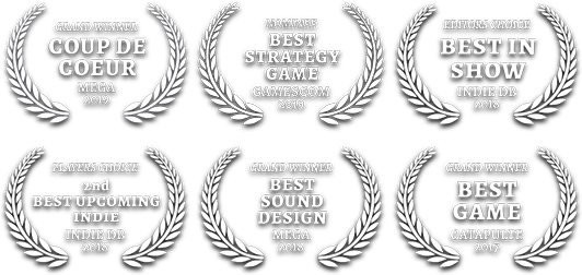 Grand Winner - BEST GAME - Catapulte 2017